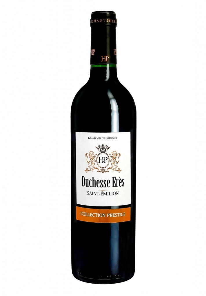 Les Hauts de Palette, Duchesse Eres, Bordeaux Rouge.