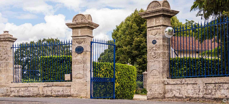 Domaine Les Hauts de Palette, Béguey - Gironde.