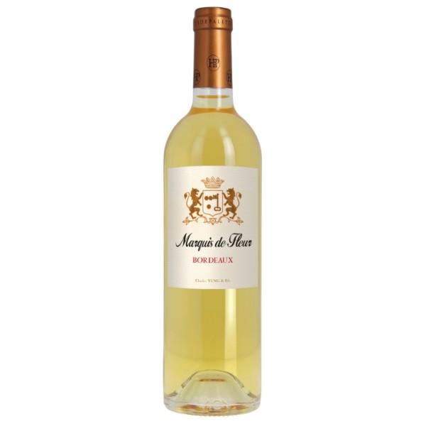 Marquis de Fleur Vin AOP Bordeaux Moelleux